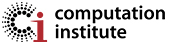 Computation Institute logo.